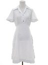 Womens Uniform Nurse Dress