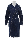 Womens Totally 80s Style Denim Dress