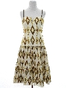 Womens Desginer Cocktail Dress