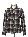 Mens/Boys Wool Flannel Shirt