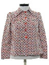 Womens Mod Knit Shirt