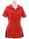 Womens Uniform Tunic Shirt