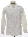Mens/Boys Guayabera Shirt