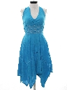Womens Hippie Sun Dress