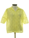 Womens Lace Shirt