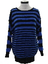 Womens Totally 80s Knit Shirt