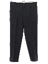 Mens Pleated Swing Pants