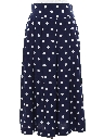 Womens Culotte Skirt