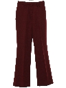 Womens Western Style Bellbottom Style Flared Pants