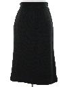 Womens Knit Skirt