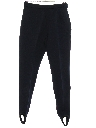 Womens Wool Knit Ski Pants