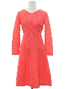 Womens/Girls Mod Knit Dress