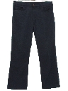 Mens Flared Jeans - cut Pants