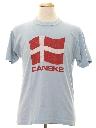 Unisex Travel T - shirt
