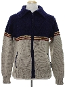 Mens Totally 80s Sweater Jacket