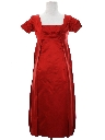 Womens Fab Fifties Designer Cocktail Dress*