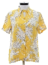 Womens Fab Forties Hawaiian Shirt