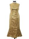 Womens Fab Fifties Maxi Cocktail Dress
