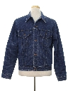 Mens Levis Denim Trucker Jacket