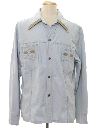 Mens Denim Leisure Jacket