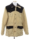 Mens Western Style Totally 80s Ski Jacket