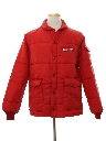 Mens Work Ski Style Jacket