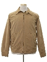 Mens Zip Work Jacket