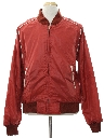 Mens Totally 80s Reversible Wind Breaker Golf Jacket