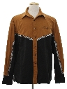 Mens Wicked 90s Western Shirt