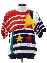Womens Totally 80s Sweater