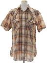 Mens Western Shirt