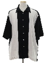 Mens Club/Rave Style Sport Shirt
