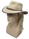Mens Accessories - Leather Hat