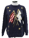 Womens Cheesy Kitschy Sweater