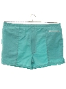 Mens Totally 80s Designer Swim Short Shorts
