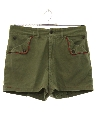 Mens Mod Boy Scout Shorts