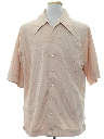 Mens Mod Shirt-Jac Style Sport Shirt