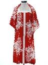 Womens Mod A-Line Sun Dress