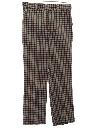 Mens Wool Golf Pants