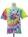 Unisex/Childs Tye Dye T-shirt