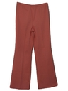 Womens Flared Leisure Pants