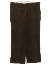 Mens Corduroy Work Pants