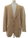 Mens Disco Blazer Sport Coat Jacket