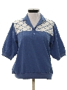 Womens Totally 80s Pullover Shirt