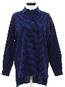 Womens Totally 80s Wool Shirt