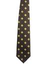 Mens Wide Mod Necktie