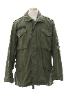Mens Grunge Air Force Military Jacket