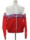 Mens Totally 80s Nissan Racing Jacket