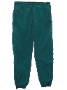 Mens Totally 80s Style Baggy Track Pants