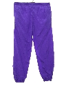 Unisex Baggy Totally 80s Track Pants